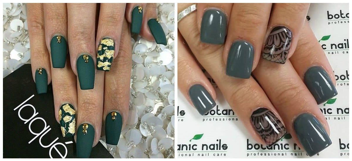 best-nail-polish-colors-2018-best-nail-art-2018-best-nail-polish-2018-Best nail polish colors 2018-green