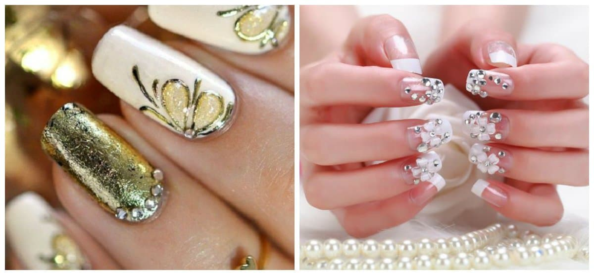 latest-nail-trends-latest-nail-designs-latest-nail-art-beads-Latest nail trends