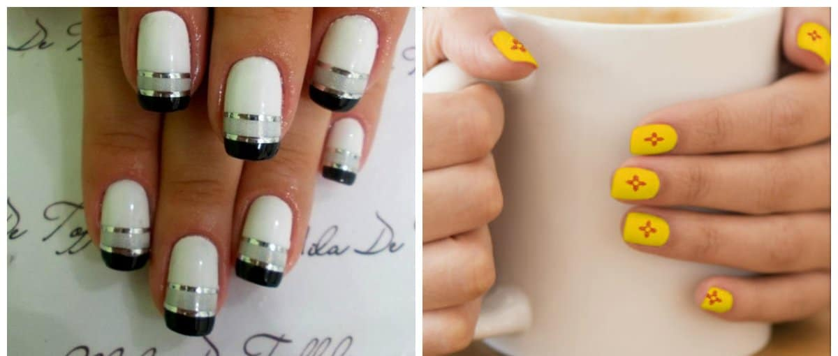 latest-nail-trends-latest-nail-designs-latest-nail-art-tapes-latest nail designs