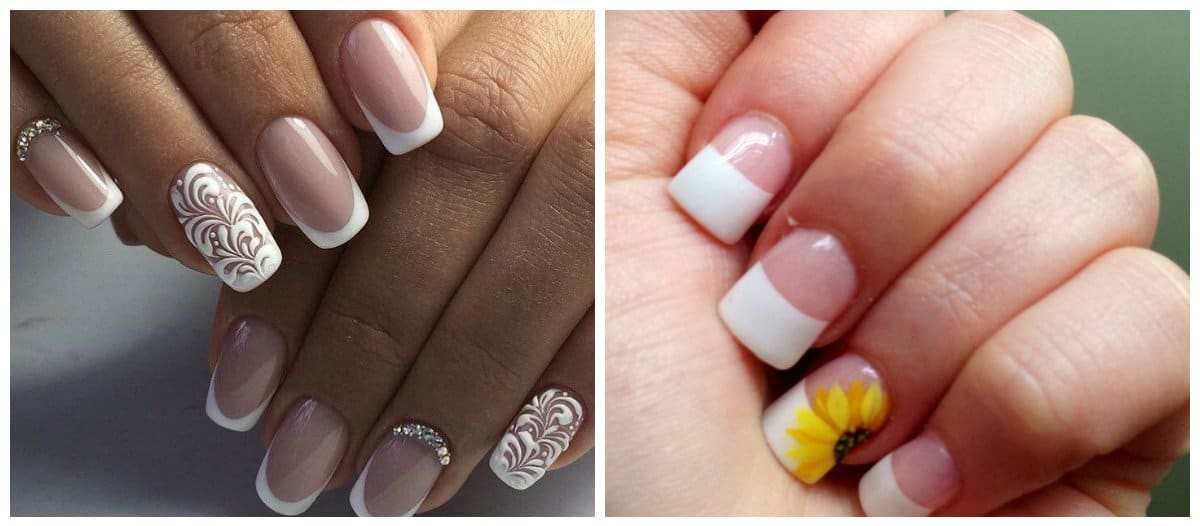 nail-art-2017-nail-art-ideas-nail-art-design-2017-french-nail art ideas
