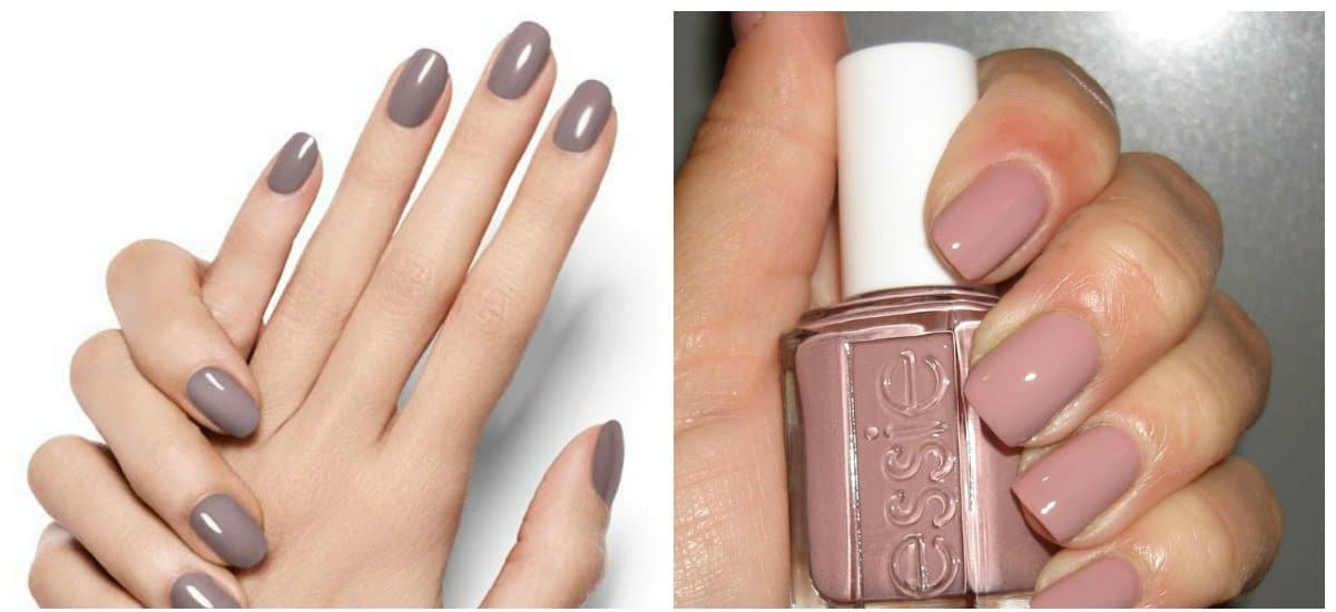 Neutral Colors For Nail Polish | Best Nail Designs 2018