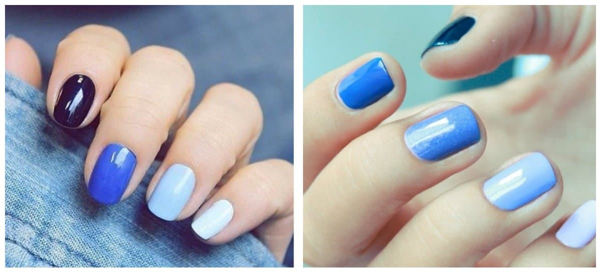 nail-color-trends-nail-paint-shades-popular-nail-colors-blue-shades-nail paint shades
