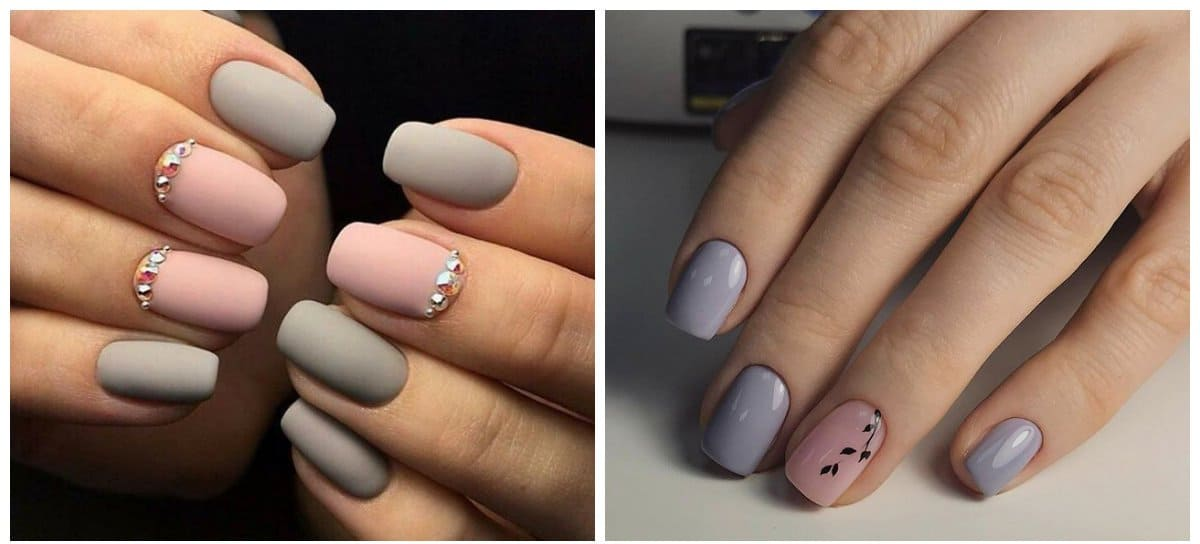 Nail design ideas 2018: nail trends, colors and ideas