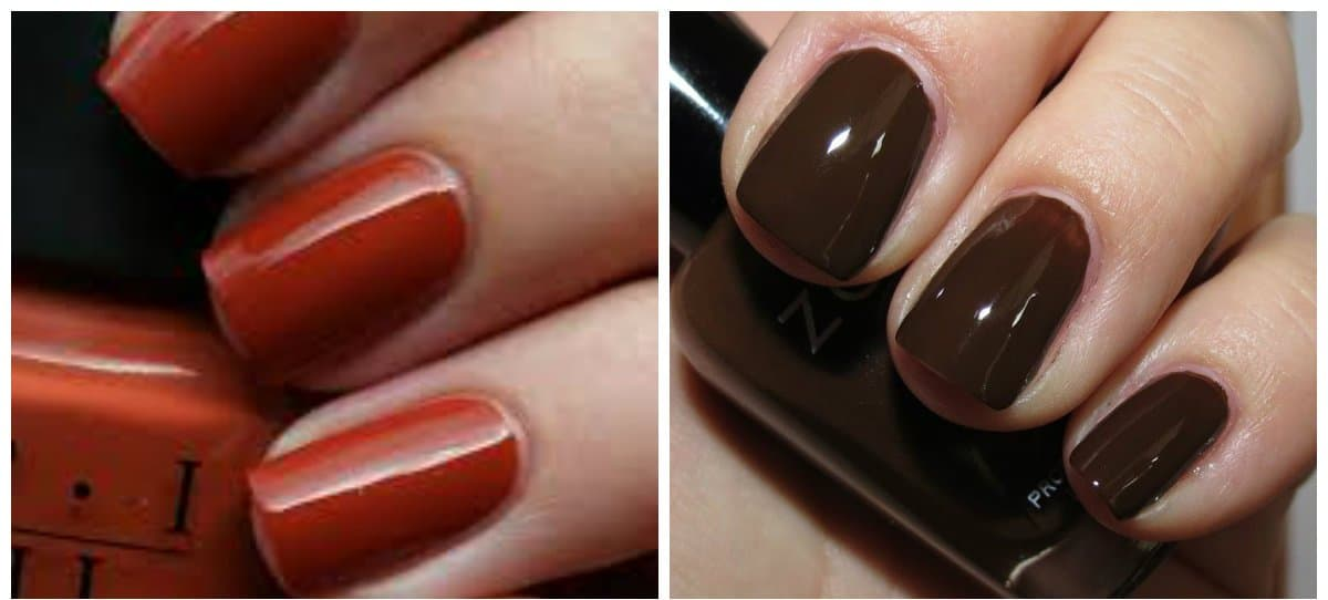 dark orange nail polish - 1200×542