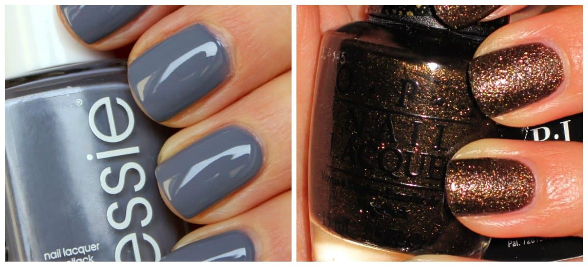 nail-polish-colors-trendy-nail-polish-nail-paint-colors-grey-and-brown-trendy nail polish-nail paint colors