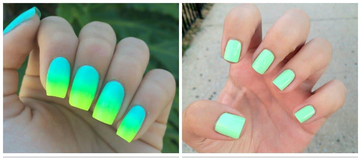 nail-polish-colors-trendy-nail-polish-nail-paint-colors-neon-trendy nail polish