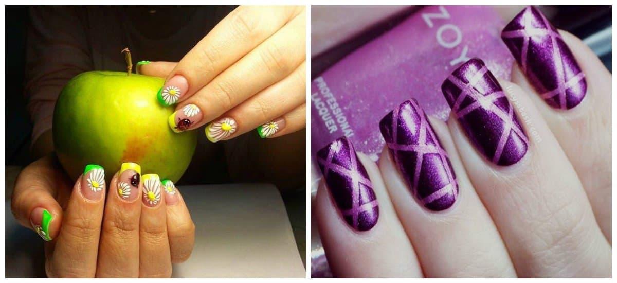 nail-polish-colors-2018-trendy-nail-polish-nail-paint-colors-Nail polish colors 2018