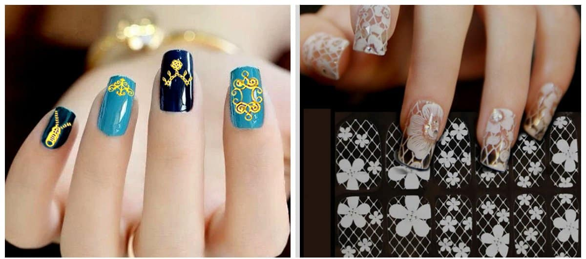 Nail trends 2018 fashionable nail design ideas prinsesfo Gallery