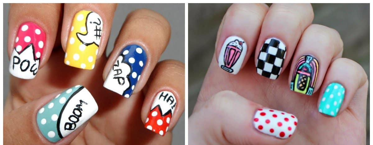 nails-2018-nail-styles-2018-nail-patterns-funny-nail styles 2018