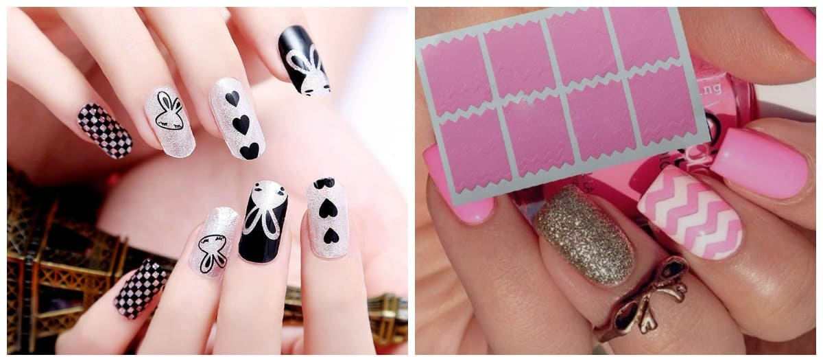 nails-2018-nail-styles-2018-nail-patterns-stickers-nail styles 2018