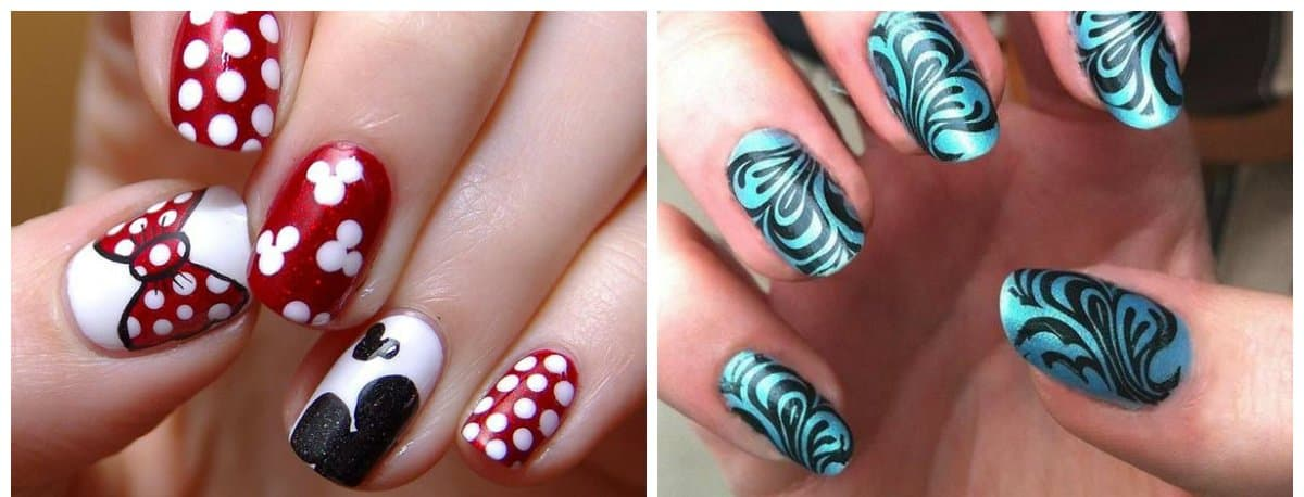 nails-2018-nail-styles-2018-nail-patterns-Nails 2018