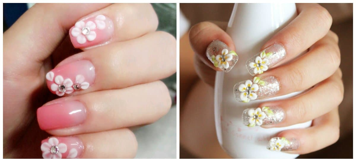New nail trends: new nail designs for fashionistas