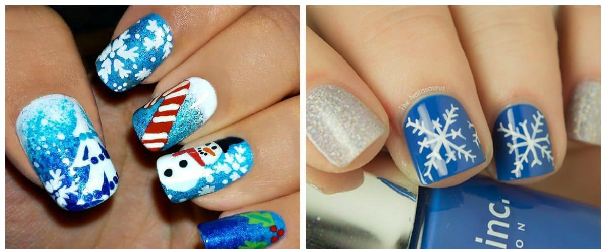 new-nail-trends-new-nail-designs-new-nail-art-mold-snowflake-new nail trends