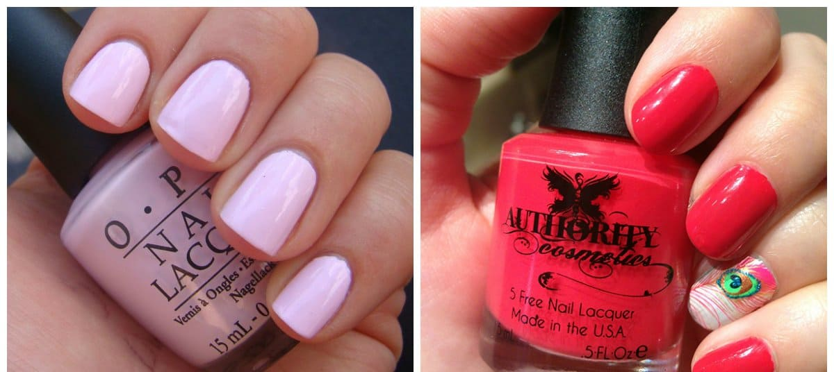 summer-nail-colors-summer-nail-polish-colors-summer-nails-pink-summer nail polish colors