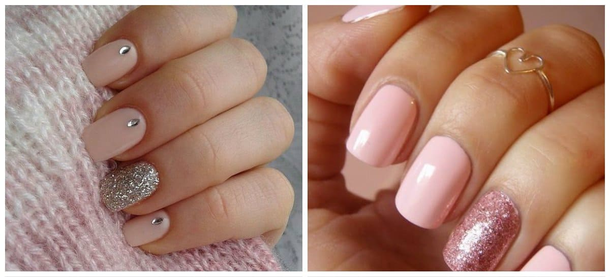 wedding-nails-2018-wedding-nail-art-nails-for-wedding-combination-of-designs-nails for wedding