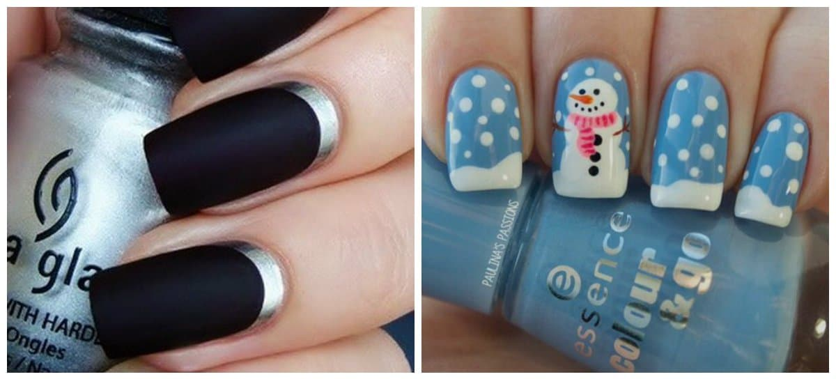 winter-nail-colors-winter-nail-polish-colors-nail-art-winter-black-and-snow