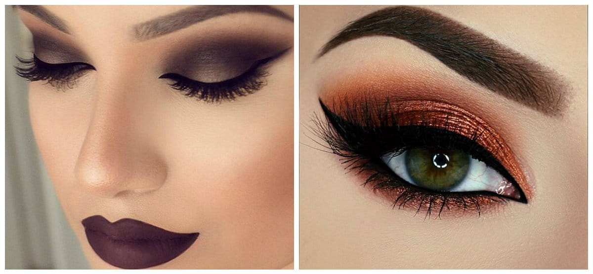 high-fashion-makeup-beautiful-makeup-current-makeup-trends-Current makeup trends