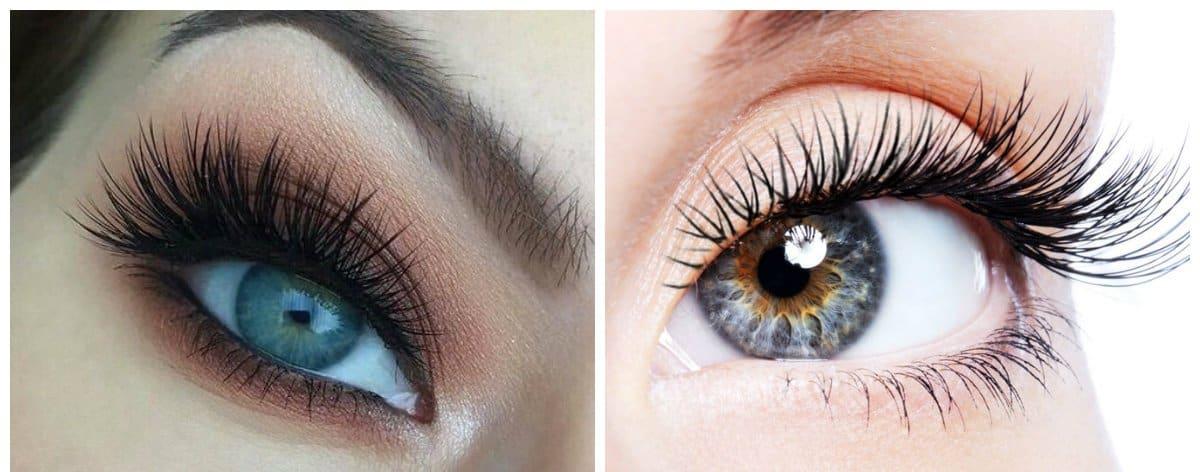 latest-makeup-trends-trending-makeup-latest-beauty-trends-false-eyelashes-makeup ideas 2018
