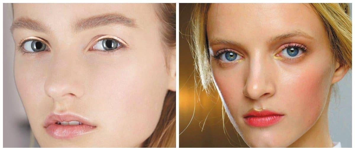 makeup-trends-2018-trendy-makeup-2018-makeup-styles-2018-makeup styles 2018