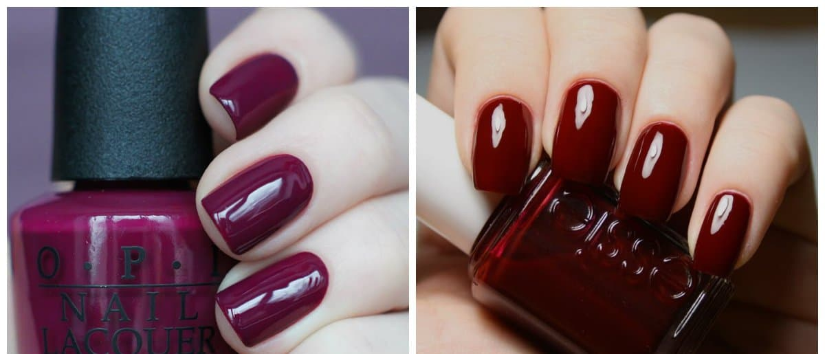 Nail colors 2018: trends and tendencies nail polish colors 2018