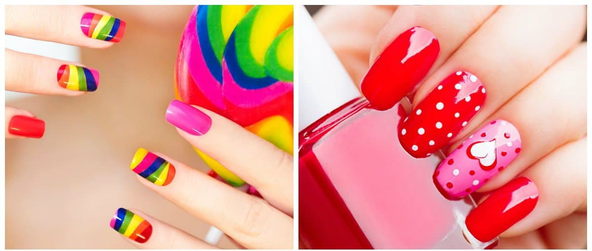 nail-designs-2018-nail-design-ideas-nail-polish-trends-2018-Nail designs 2018