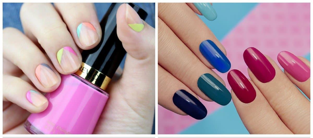 nail-polish-2018-nail-polish-trends-2018-gel-nail-polish-Nail polish 2018