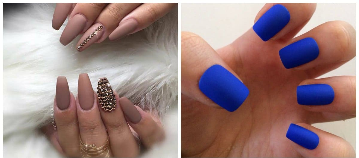 Gel Nail Color Trends 2018 | My blog