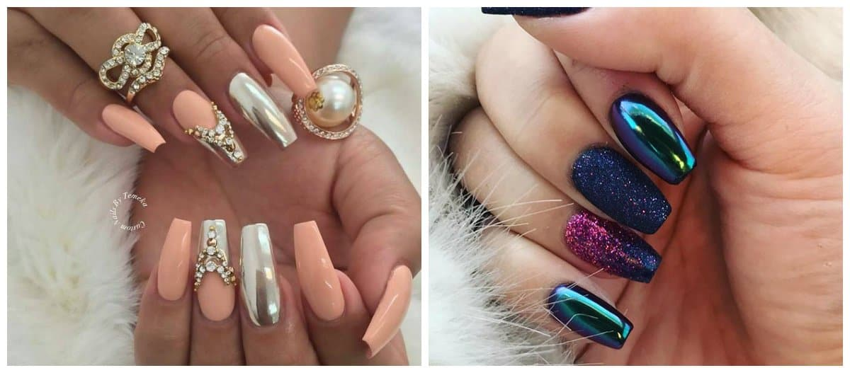 Nail polish 2018: actual and trendy nail polish trends 2018
