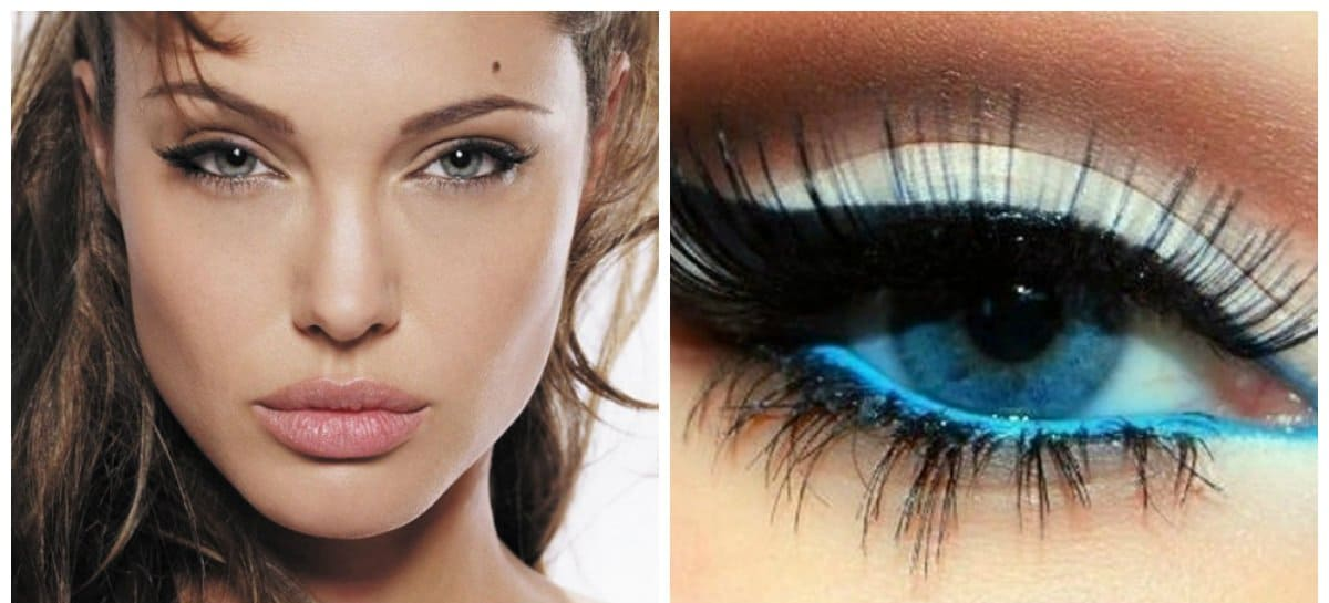 new-makeup-trends-eye-makeup-ideas-makeup-looks-cats-eye-eye makeup ideas