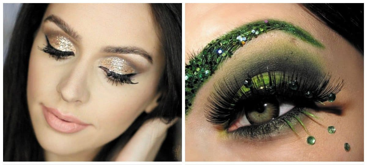 new-makeup-trends-eye-makeup-ideas-makeup-looks-green-eyes-makeup-eye makeup ideas
