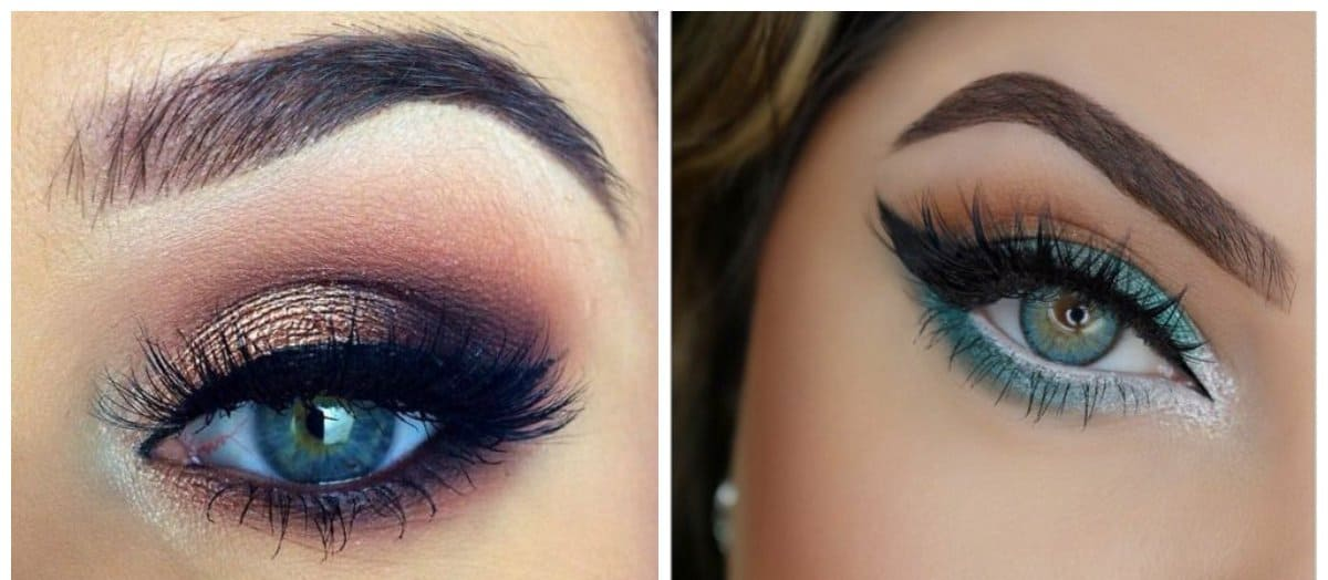Makeup Tips Blue Eyes Style Guru Fashion Glitz