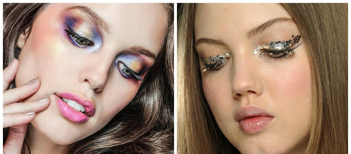 eye-makeup-tips-how-to-do-eye-makeup-eye-makeup-styles-metallic-and-sequins-How to do eye makeup