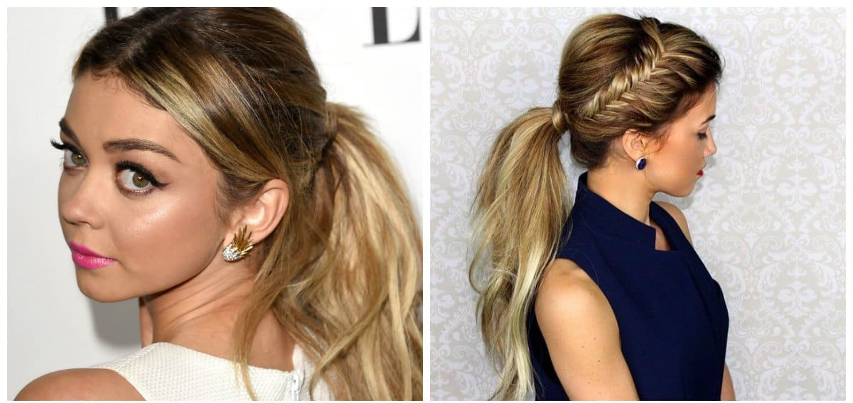 hairstyles-2019-latest-hair-style-different-hairstyles-for-women-tails-different hairstyles for women