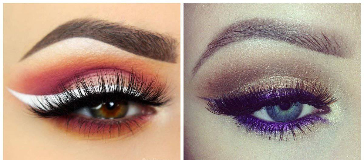 makeup-ideas-2018-face-makeup-tips-easy-makeup-ideas-soft-colored-eyeliner