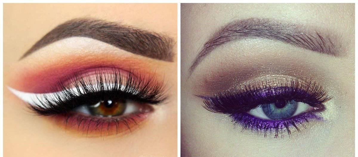 makeup-ideas-2018-face-makeup-tips-easy-makeup-ideas-soft-colored-eyeliner