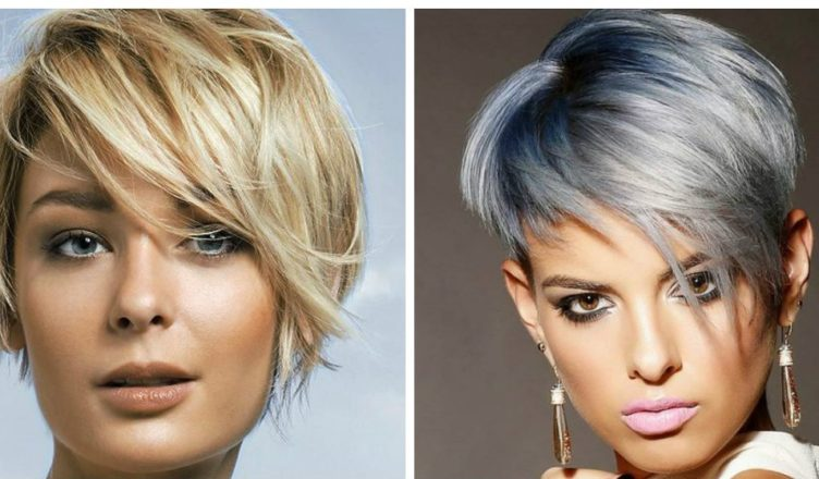 Short Haircuts For Women 2018: Trends Of Latest Haircuts