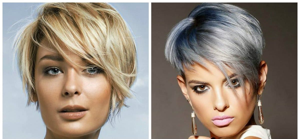 Short Haircuts For Women 2018 Trends Of Latest Haircuts