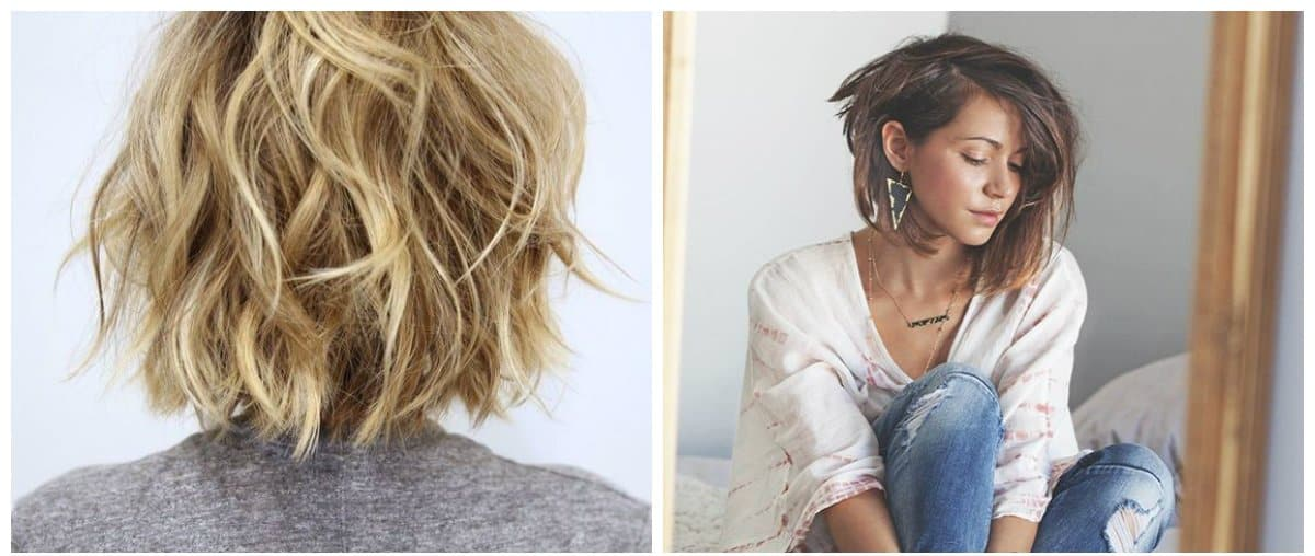Short Hairstyles Easy Hair