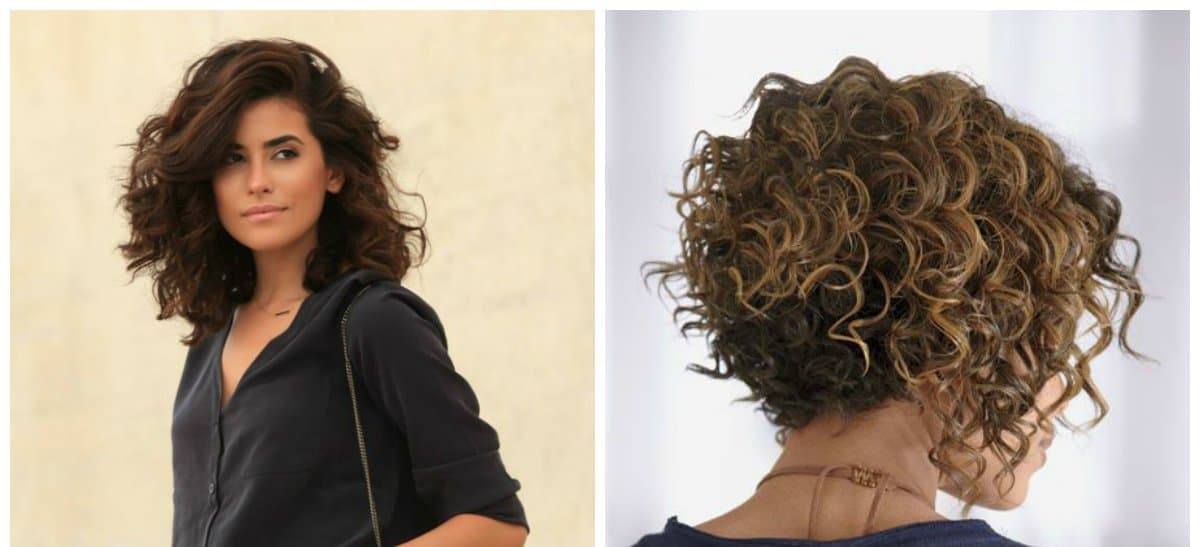 short-hairstyles-2019-2019-short-hair-trends-easy-hairstyles-for-short-hair-curls-easy hairstyles for short hair