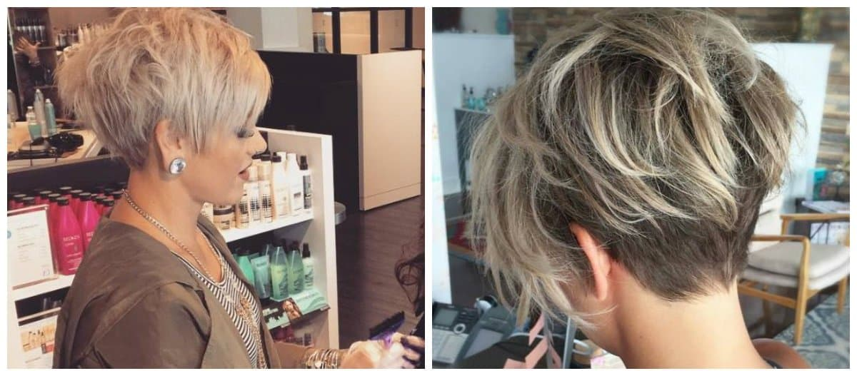 short-hairstyles-2018-2018-short-hair-trends-easy-hairstyles-for-short-hair-messy-bob-haircut-2018 short hair trends