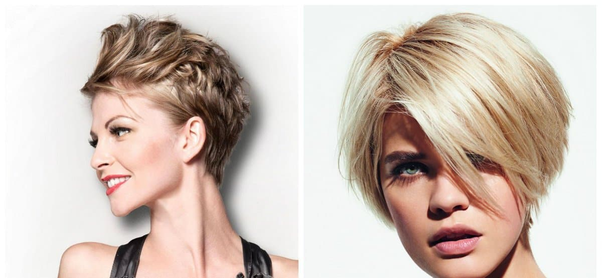 haircut for women 2019, short bean haircut for women
