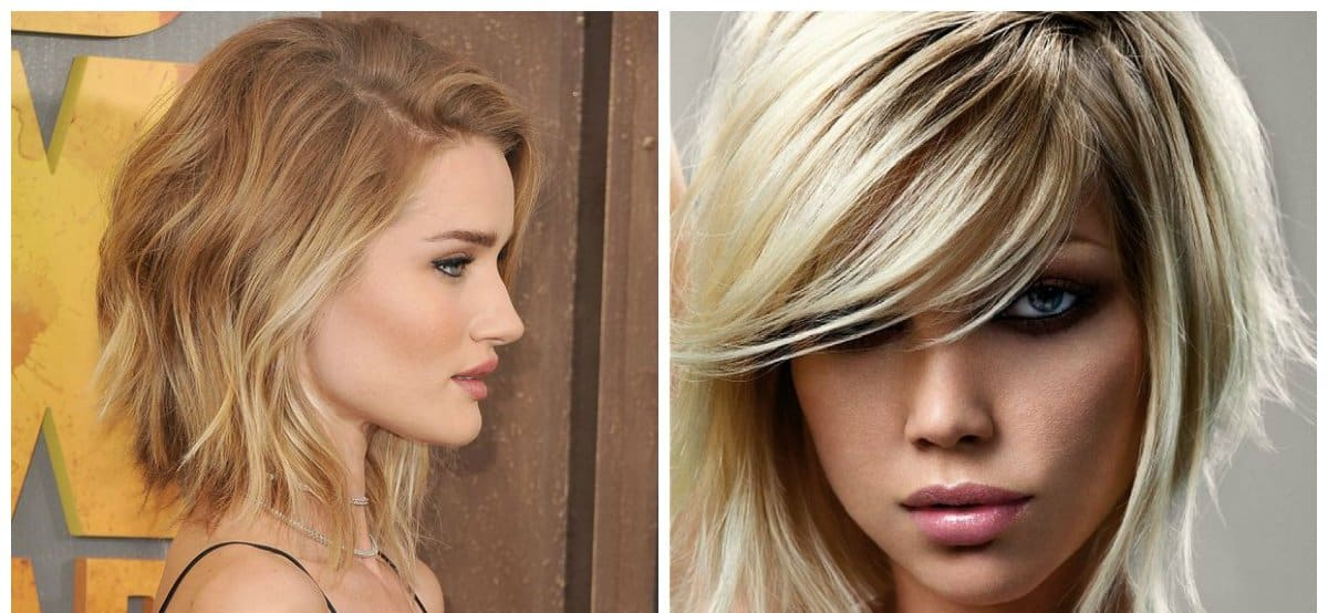 Women Haircuts 2018: Trends And Tendencies Of Haircut For