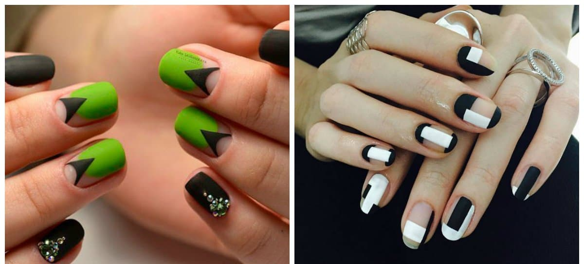 French nails 2018: stylish ideas and fashion trends for French nail art
