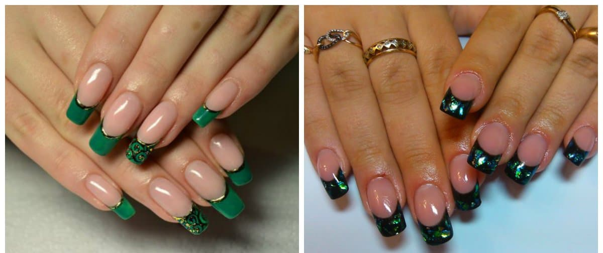 Green Nails 2018 Trends And Ideas With Green Nail Polish Designs