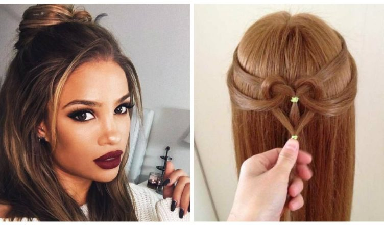 New Hairstyle 2018: Hairstyle And Hair Color Trends 2018