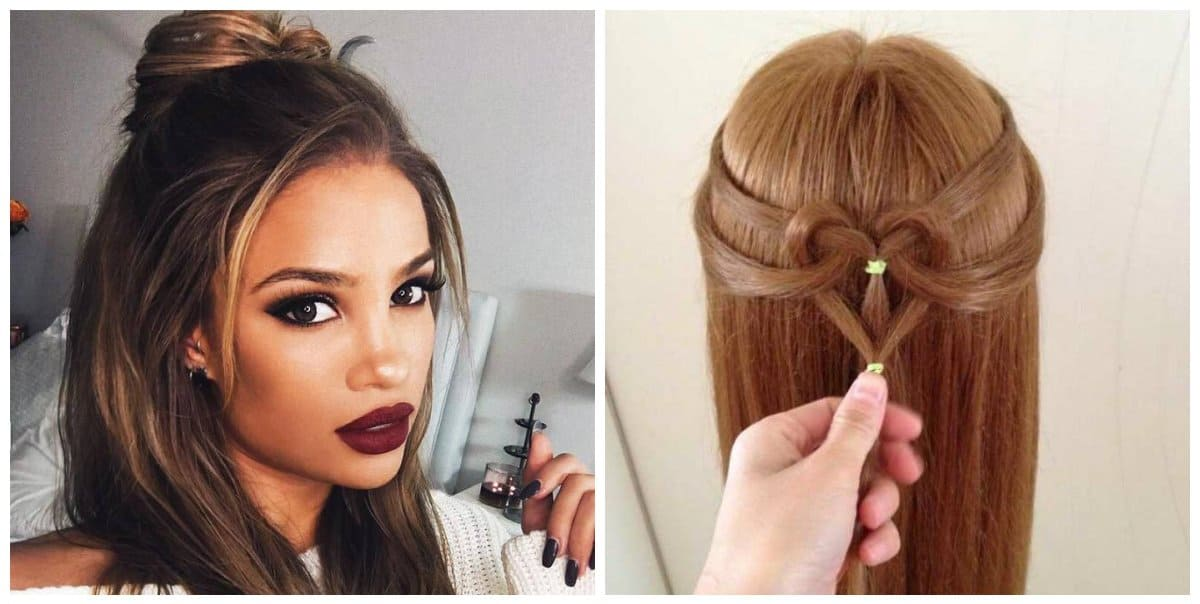 hair trends 2018 nail designs and makeup ideas stay