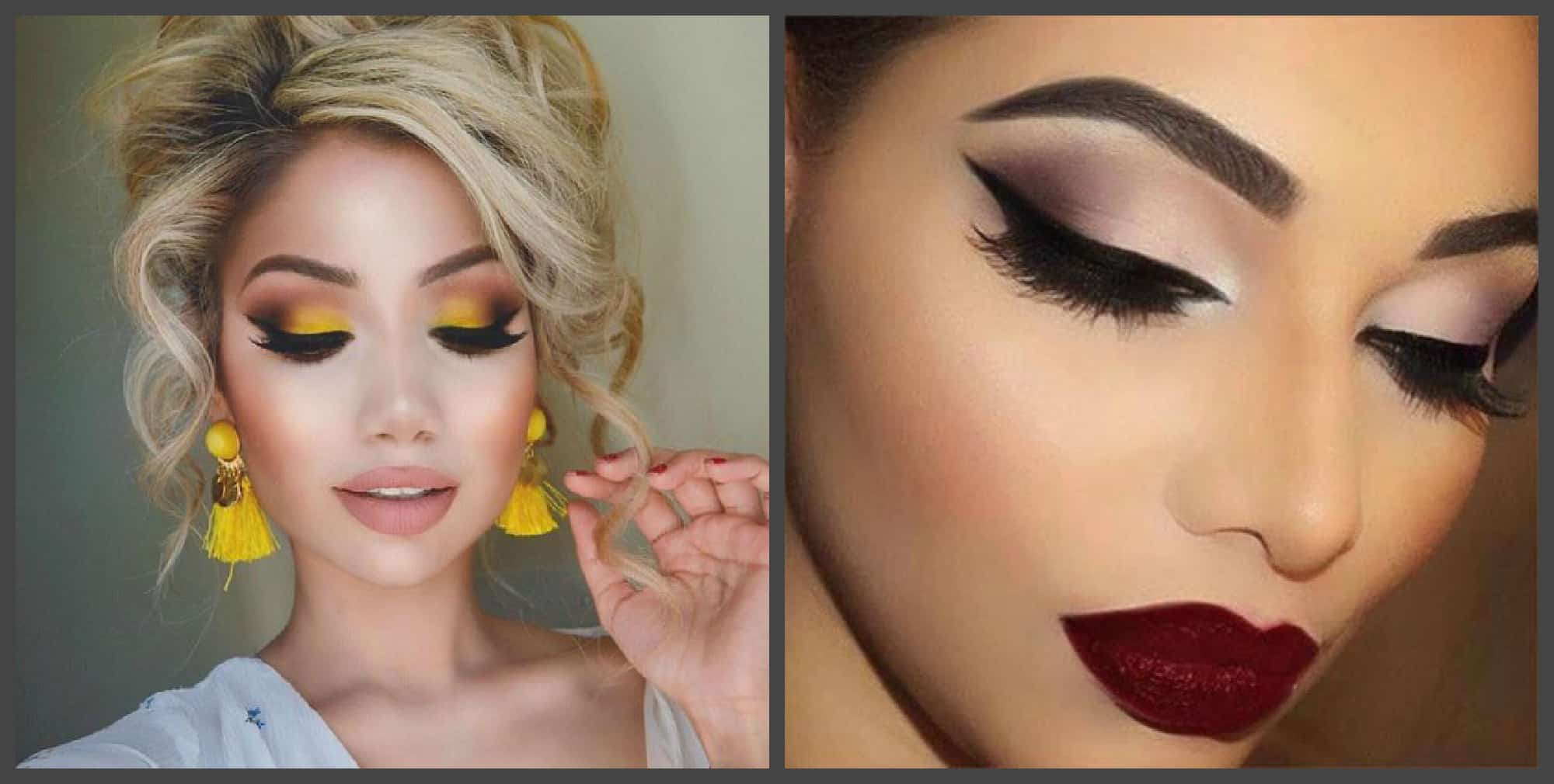 eye makeup 2018, trendy eye makeup ideas 2018