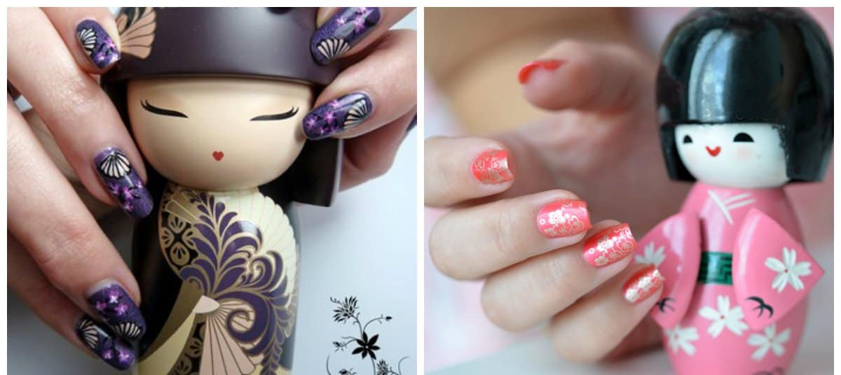 japanese nail designs,trendy japanese nails 2018