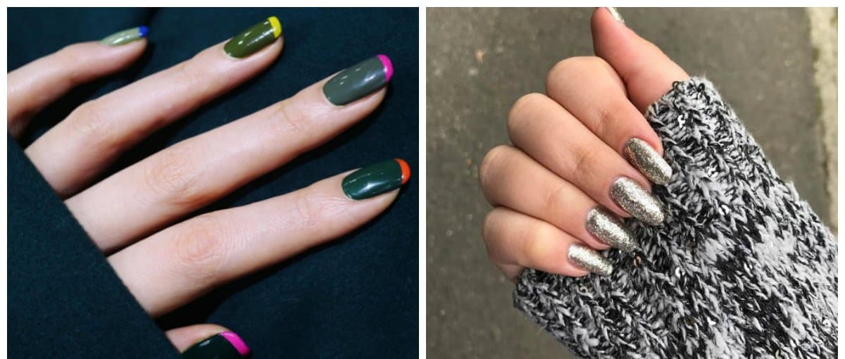 Long nails 2018: stylish ideas and trends of nail art for long nails