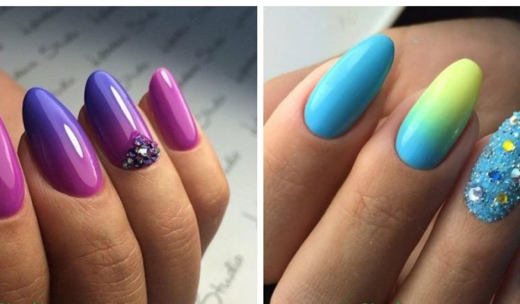 Long nails 2018 stylish ideas and trends of nail art for long nails prinsesfo Choice Image